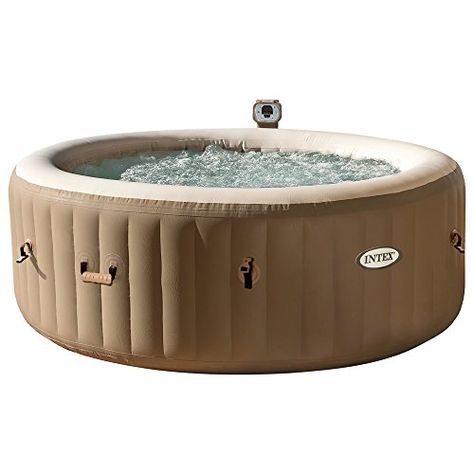 Intex 28404 Pure Spa 4 Places A Bulle Spa Gonflable Spa Gonflable Carre Spa Gonflable Intex