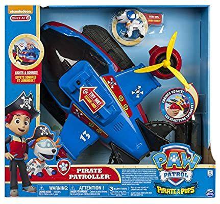 Spin Master 6041155 Paw Patrol Pirate Pups Pirate Patroller Amazon De Spielzeug Paw Patrol Spielzeug Paw Patrol Paw Patrol Figuren