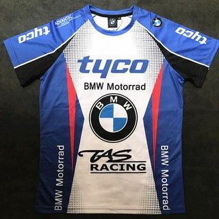 Bmw Motorrad Formula 1 Racing Tyco Sport Champion F1 Men Training Summer T Shirt Shopee Malaysia Erkek Modasi