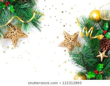 Photo Christmastime Border Christmas Tree Branch Stock Photo Edit Now 122312893 Border Branch Christma In 2020 Christmas Tree Branches Tree Branches Christmas Tree