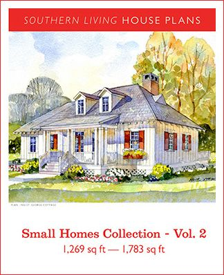 Lowcountry Cottage Cottage Living Southern Living House Plans In 2020 Southern Living House Plans House Plans Southern House Plans