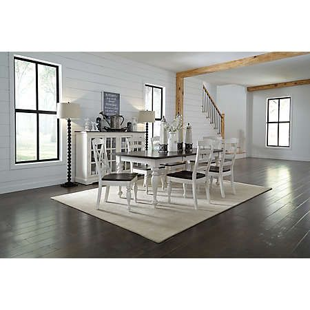 Carriage House Dining Table Mattress Furniture Furniture Dining
