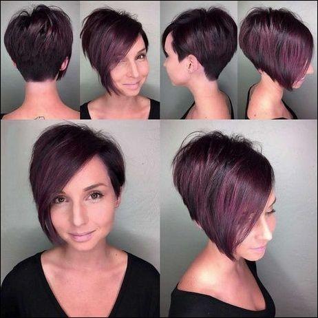 Neuer Kurzer Haarschnitt 2018 Neue Frisuren Haarschnitte Und Frisur Frisuren Frauen Frisuren Frisurentrend Kurzhaarfrisuren Haarschnitt Kurzhaarschnitte