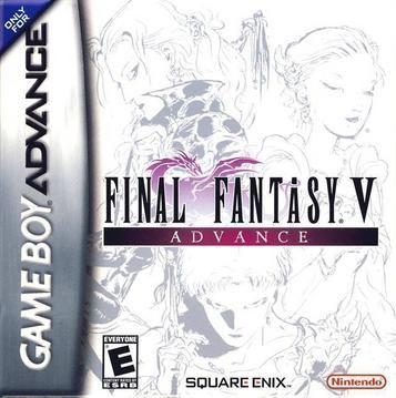 Final Fantasy 5 Advance