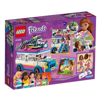 Lego Friends Olivia S Mission Vehicle 41333 Lego Friends Lego Buy Lego