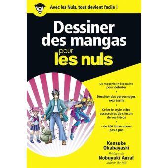Apprendre A Dessiner Les Mangas Idee Et Prix Manga Achat Livre