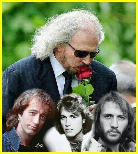 ☆Bee Gees - Barry, Maurice & Robin #BeeGees
