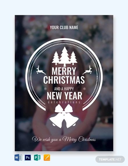 Photo Christmas Greeting Card Template Free Pdf Word Psd Apple Pages Publisher Christmas Card Template Christmas Greeting Card Template Greeting Card Template