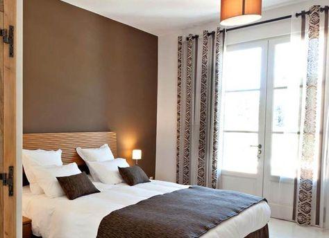 Chambre beige marron : 651696-chambre-moderne-chambre ...