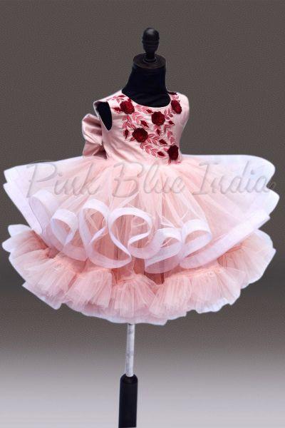 Pin On Baby Girl Princess Dresses India