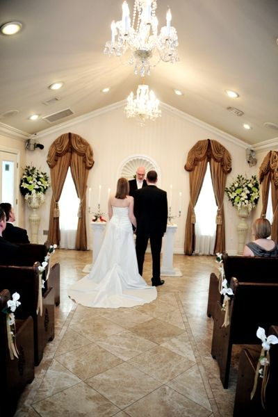 Chapel Of The Flowers Las Vegas Weddings Strip Wedding Venues 89104
