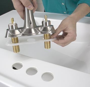 Sink And Faucet Installation Repair Replacement Replace Bathroom Faucet Bathroom Faucets Faucets Diy