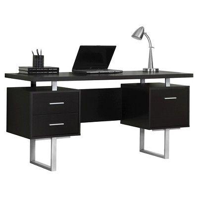 Modern Black Computer Desk For Your Home Office Modern Computer Desk Cheap Office Furniture Computer Desk