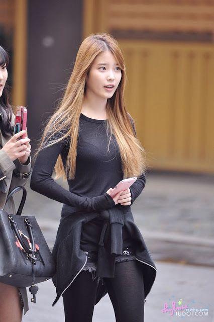 This Is How Iu Looks In Real Life Kpop Fashion Korean Fashion Fashion