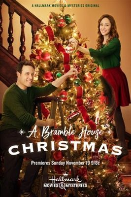 Bramble House Christmas 2020 A Bramble House Christmas poster in 2020 | Christmas movies