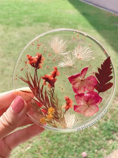 Resin Art Floral Coasters Please Do Not Add To Cart Diy Resin Art Resin Art Epoxy Resin Art