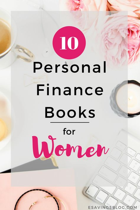 10 Personal Finance Books for Women