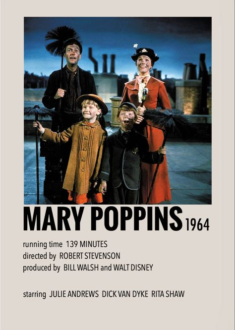 Mary poppins by Millie