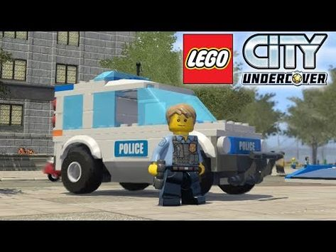 Lego City Undercover The Chase Begins Stop Motion Feature Youtube