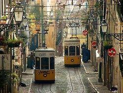 ♦ Lisbon, Portugal