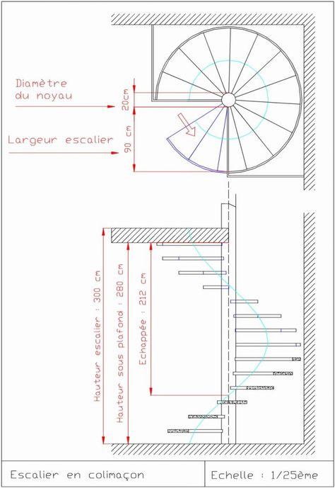 Coffrage Escalier Beton Quart Tournant Lgant Calcul Coffrage