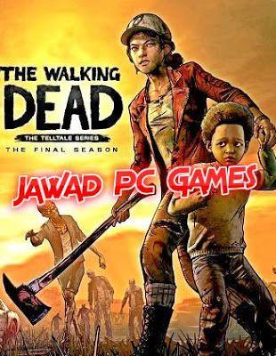 Download Free Compressed The walking dead final season | PC