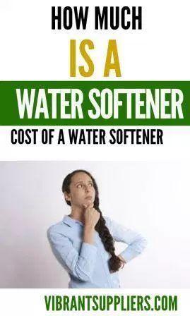 Water Softener System Cost 2020 Water Softener Installation Cost 2020 Water Softener Water Softener System Softener