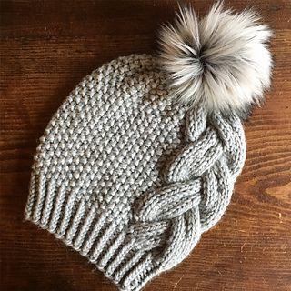 20161122 L1043327 Logo Knitted Hats Knitting Hat Knitting Patterns
