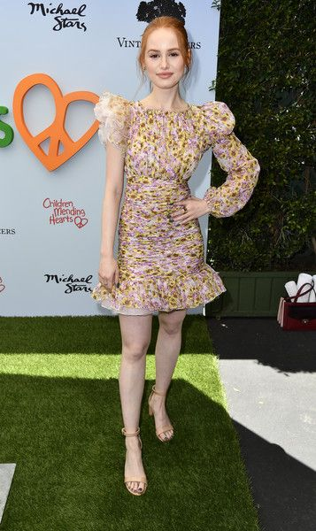 Madelaine Petsch attends the 10th Annual Empathy Rocks Fundraiser.
