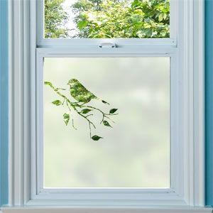 LOVE LOVE LOVE PURLFROST! - NTA 4 purlfrost birds privacy window sticker