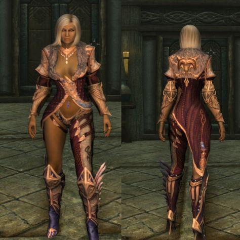 List of tera armor skyrim pictures and tera armor skyrim ideas