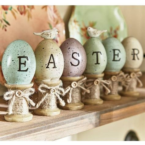 47 Amazing Diy Easter Egg Craft Design Ideas To Try Asap