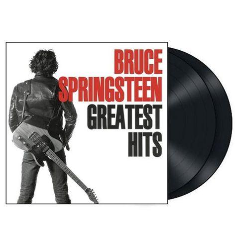 55 Bruce Springsteen Greatest Hits Vinyl Reissue Bruce Springsteen Jb Hi Fi In 2019 Bruce Springsteen Greatest Hits News Songs