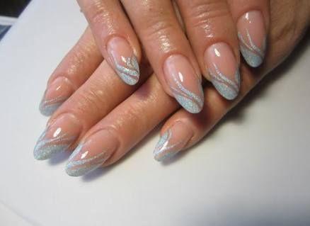 Nails glitter gold bling 55 new ideas