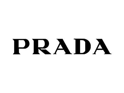 Prada Logo Logo Nasa Stickers Estampas