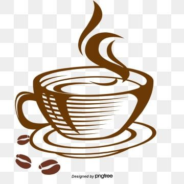 Vector Coffee Beans Photos Png And Vector Coffee Cup Art Coffee Beans Coffee Cups
