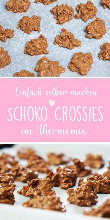 schoko crossies machen