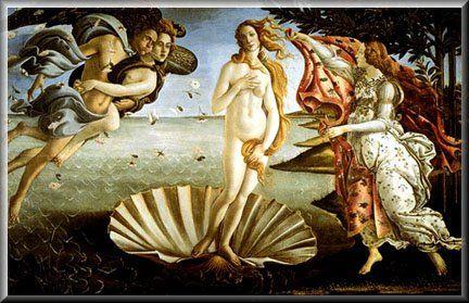 Afrodite ou Vênus de Milo | Deusa da Mitologia Grega | Botticelli paintings,  Renaissance paintings, Renaissance art