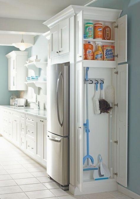 DIY Kitchen Cabinet Design