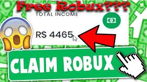 Free Robuxs 2020 100 Safe In 2021 Free Roblox Affiliate Programs