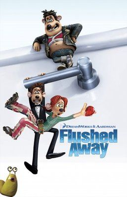Flushed Away Poster. ID:652130