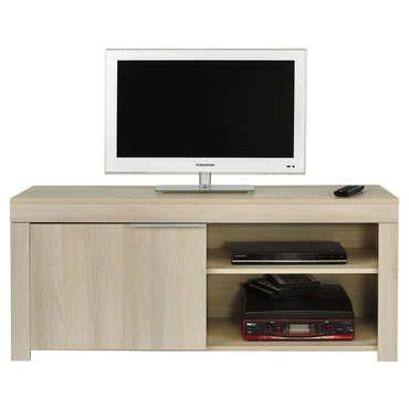 Meuble Tv Rubis Coloris Acacia Pas Cher C Est Sur Conforama Fr Large Choix Prix Discount Et Des Offres Exclusives Meuble Meuble Tv Meuble Tv Hifi Meuble