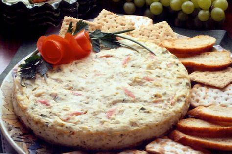 Savory Crab Cheesecake