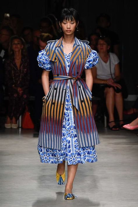 Stella Jean Spring 2019 Ready-to-Wear Collection - Vogue