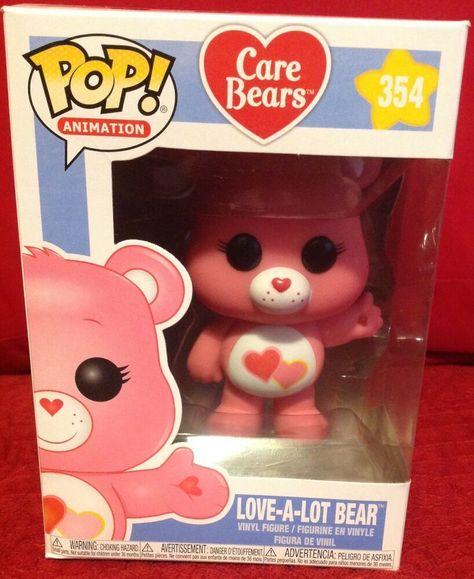 Funko Vinyl Care Bears Love-A-Lot Bear Pop