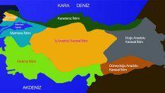 Turkiye Iklim Yagis Haritasi Egitim Boyama Sayfalari Ve Turkiye