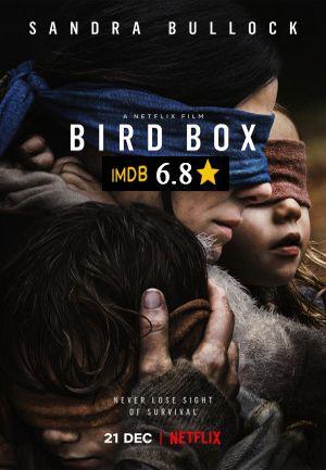 مشاهدة فيلم Bird Box 2018 Hd مترجم Bird Boxes Best Sci Fi Books Novels
