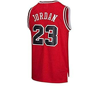 BeKing NBA Jersey Michael Jordan # 23 Chicago Bulls Maillot