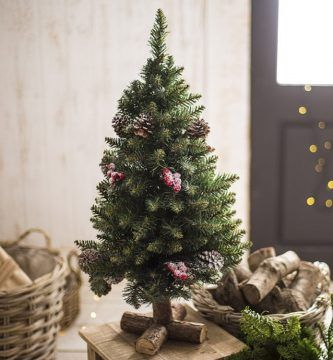 Como Elegir Un Arbol De Navidad Decoracion Navidena 2019 Arboles De Navidad Naturales Arboles De Navidad Artificiales Arbol De Navidad