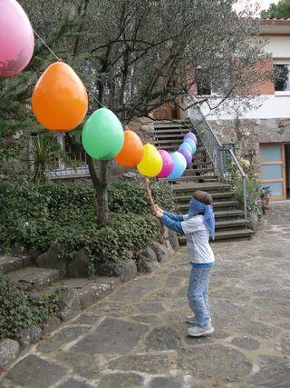 Backyard Party Pinata Alternative